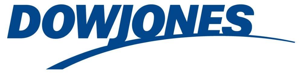 Dow Jones good logo