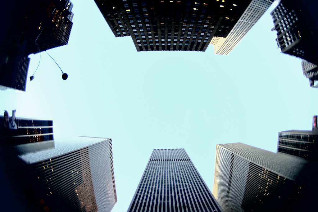 Skyward Skyscrapers