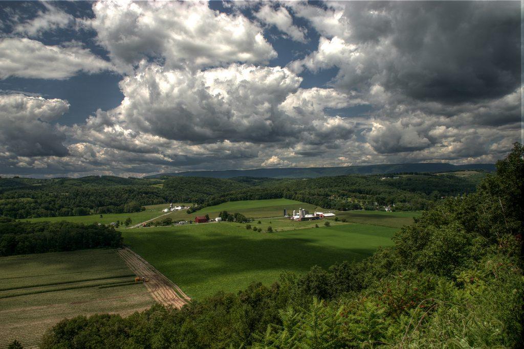Benton farms HDR