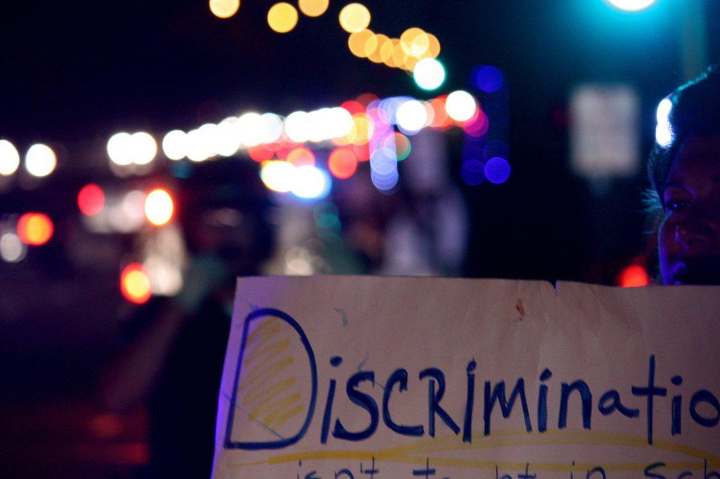 11. Discrimination.