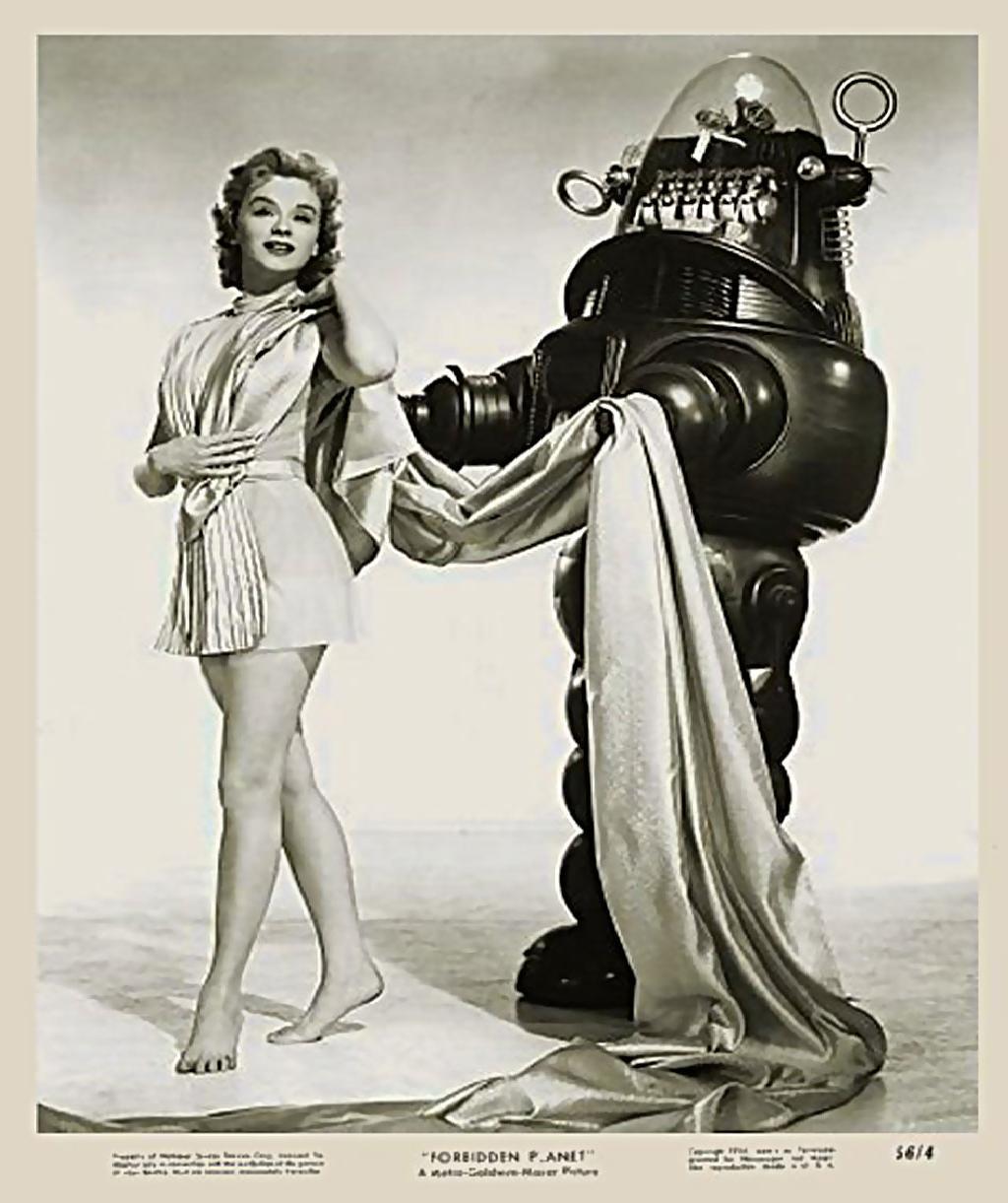 1956 - Forbidden Planet