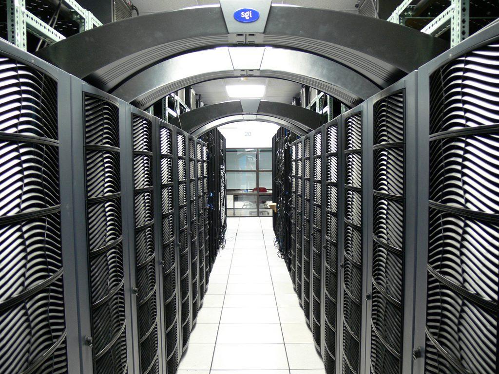 Virginia Tech - data center