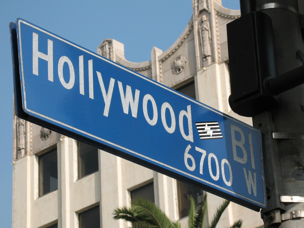 Hollywood Blvd .