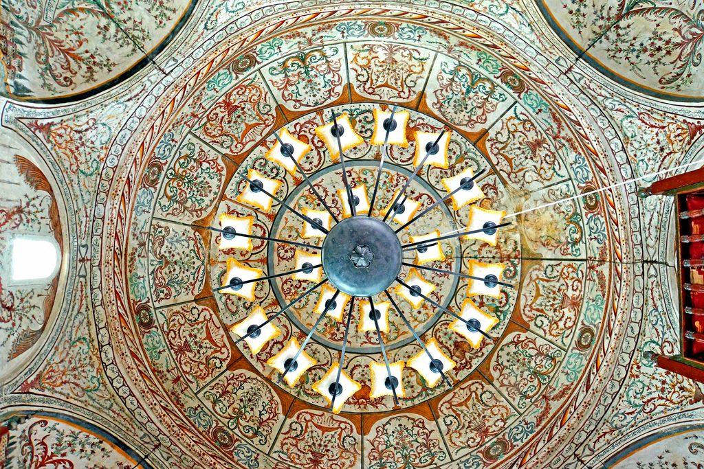 Albania-02638 - Inside Et'hem Bey Mosque