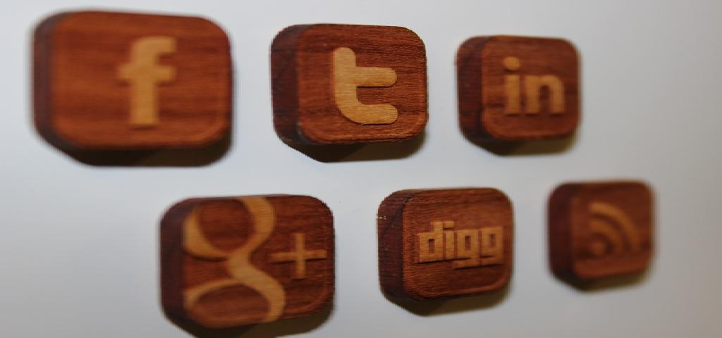 Can You Etch It - Social media refrigerator magnets - Laser engraved