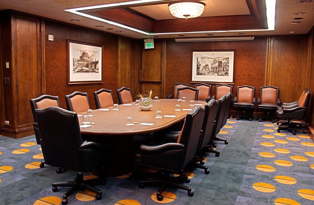 The Donatello Boardroom
