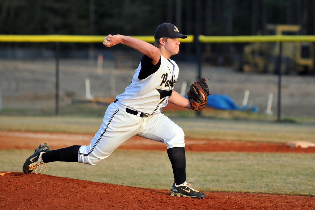 JPII baseball, March 12 2013