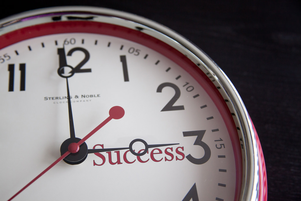 Clock - Success