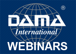 DAMA Webinar X300