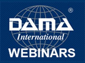 DAMA Webinar 300 x 224