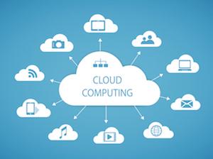 Rappresentazione Cloud computing