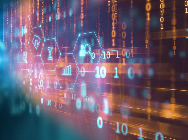 Blockchain and Data Security Intersections